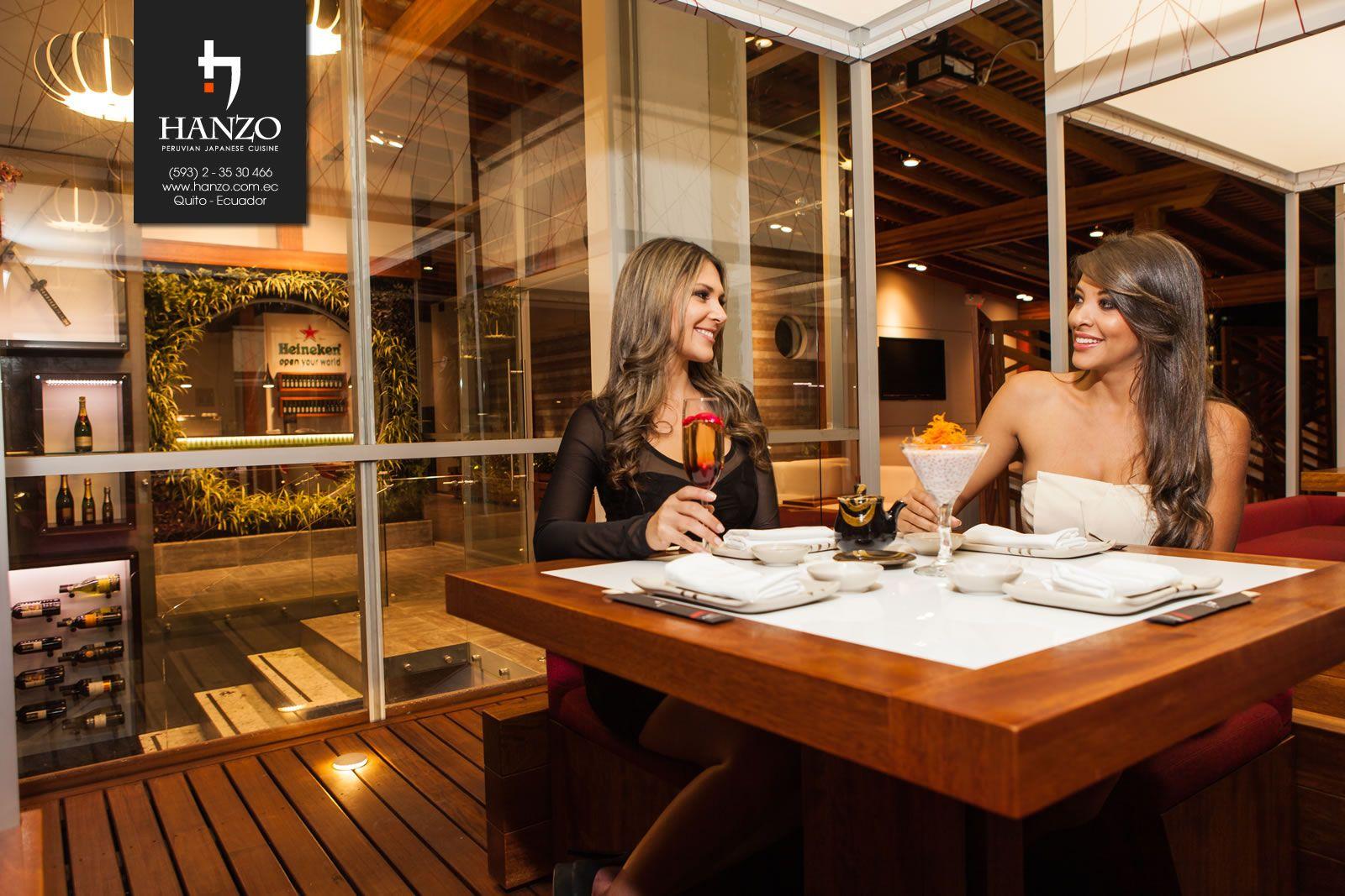 En un ambiente original en Quito; para la amistad, los negocios, las conversaciones más significativas...
