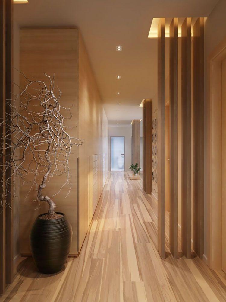 Come arredare un corridoio moderno 30 idee a cui for Idee di arredamento moderno