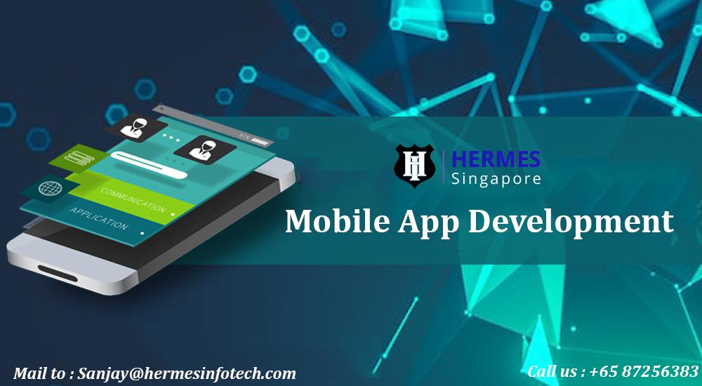 Mobile App Development Singapore Mobile app development