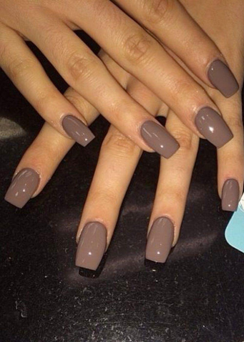 💅 101 Trending Nail Art Ideas | Fall nail colors, Color nails and ...
