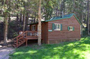Backroads Inn And Cabins Keystone South Dakota Cabin Bed And Breakfast Cabin Rentals