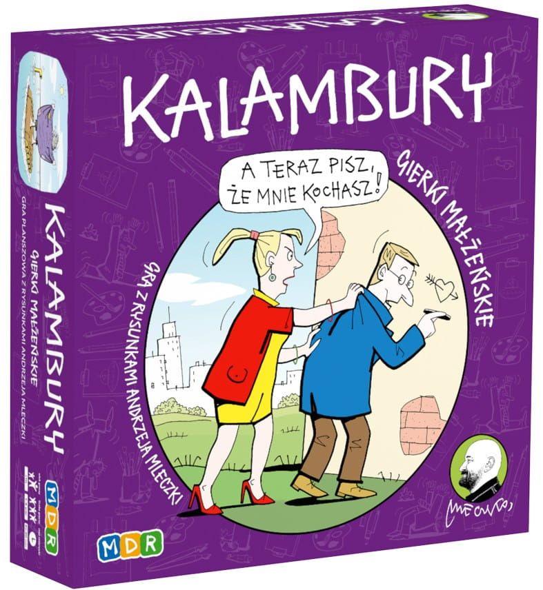 Kalambury Gra Z Ilustracjami Andrzeja Mleczki Book Cover Comics Books