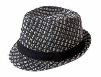 Amazon.com: Summer Cool Straw Fedora Hat Colorful - Beige, Black: Sports & Outdoors