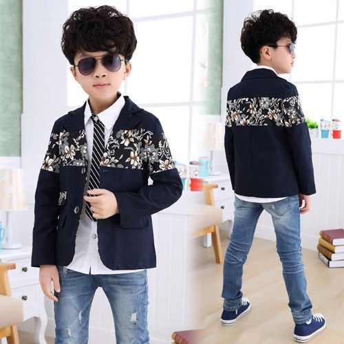 9e0c22f51 Boys Wedding Jacket Fashion Saika Boys Jacket Long Sleeve Boys ...