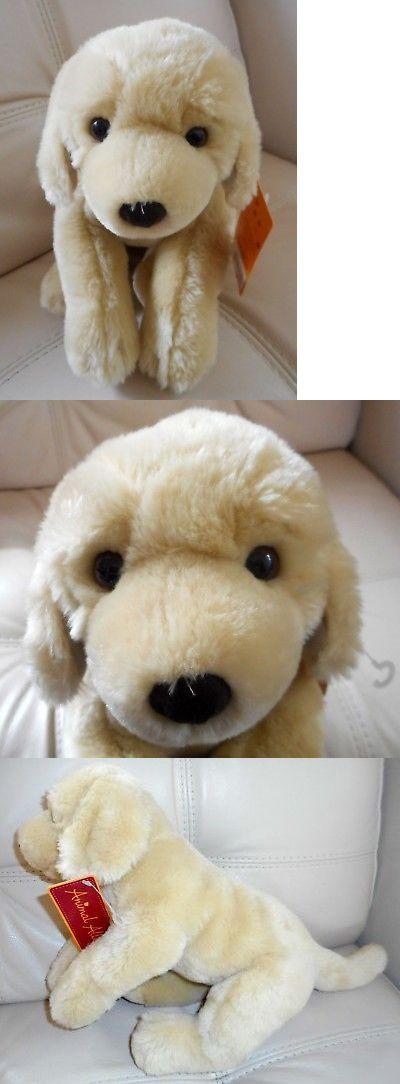 Animal Alley 168241 Golden Retriever Dog Plush Stuffed Animal Nwt