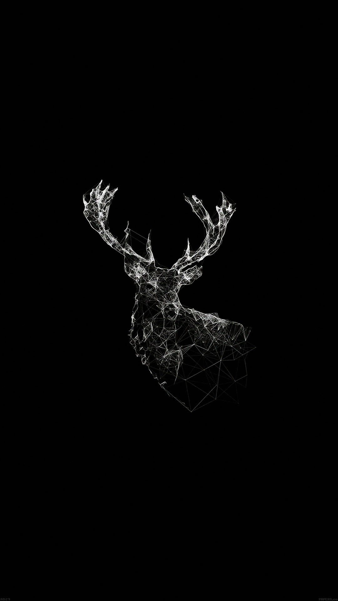 22+ Cool deer wallpaper 4k UHD