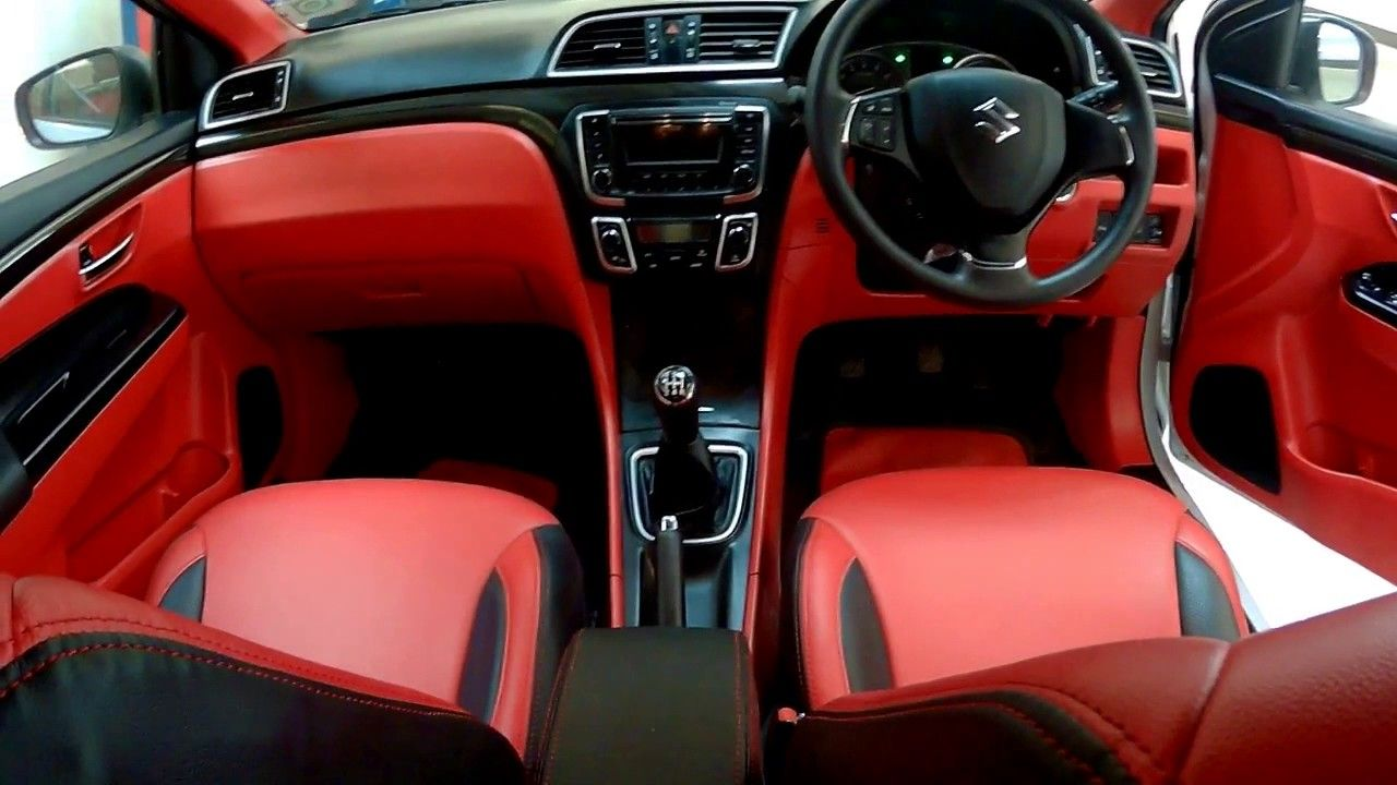 maruti suzuki ciaz with custom interior modified ciaz by vinay kapoor custom cars. Black Bedroom Furniture Sets. Home Design Ideas