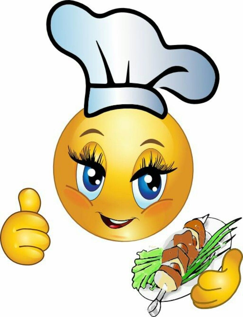 Cuoco Emoticon Sorrisi Da Mandare Su Whatsapp Funny Emoticons Funny Emoji Faces Funny Emoji