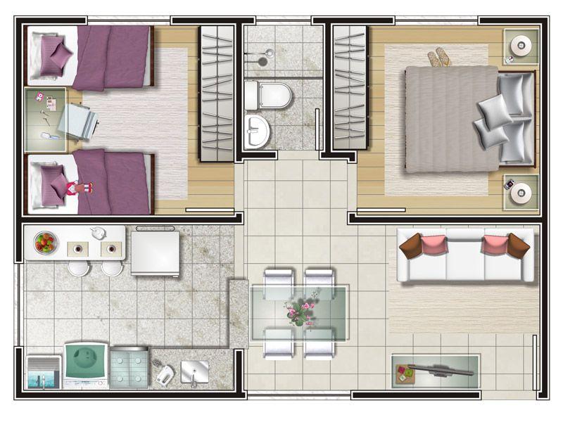Favoritos 10 modelos de plantas de casas para 2018 | Minha casa, Projetos de  KJ49