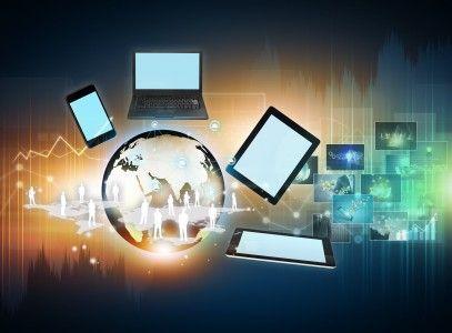 Internet Social Networking Technology Wallpaper Technology Wallpaper Website Development Technology