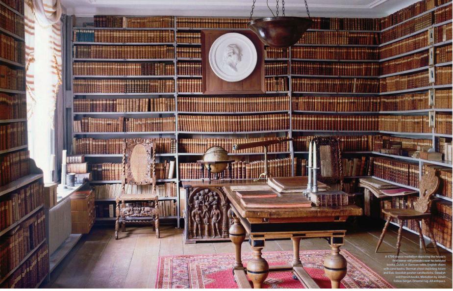 Biblioteca bibliotecas y libros - Libros de decoracion de interiores ...