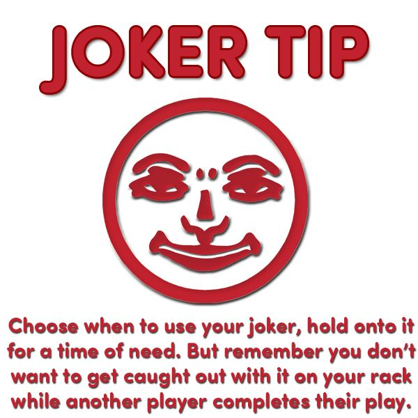 Dont Be Careless With Your Rummikub Joker But Dont Let It Ruin