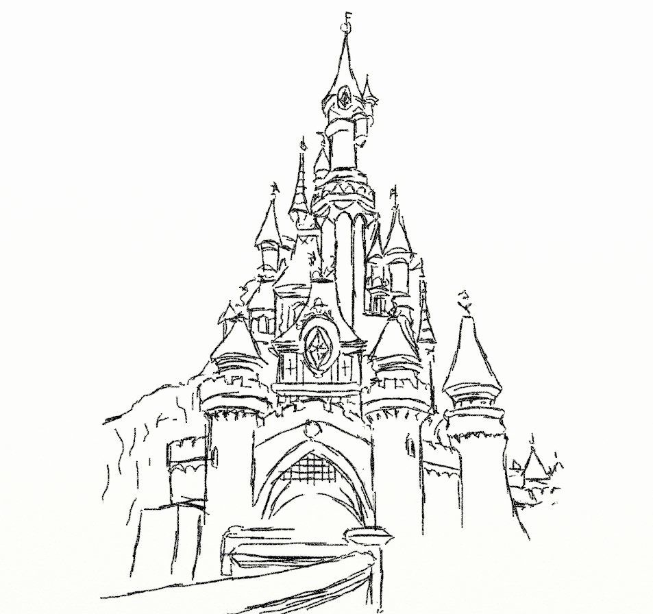 Disney Drawing Book Pdf Inspirational Part 327 Learning How To Draw Cartoon Characters Castle Coloring Page Disney Coloring Pages Disney Castle Drawing
