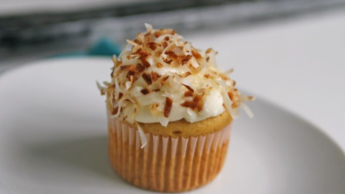 Treat your sweet tooth to taste trip to the islands courtesy of our rum cupcakes made with yellow cake mix, dark rum and toasted coconut.
