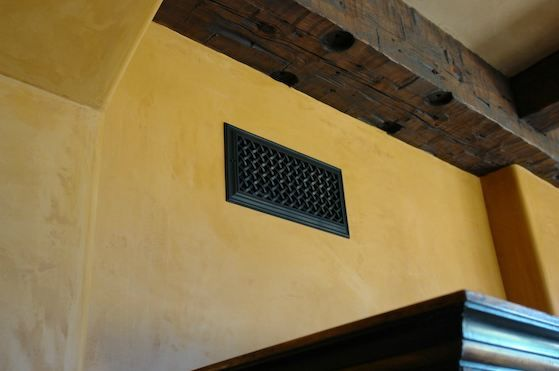 Decorative Wall Air Return Vent Covers. Cool The Door Assembly Is ...