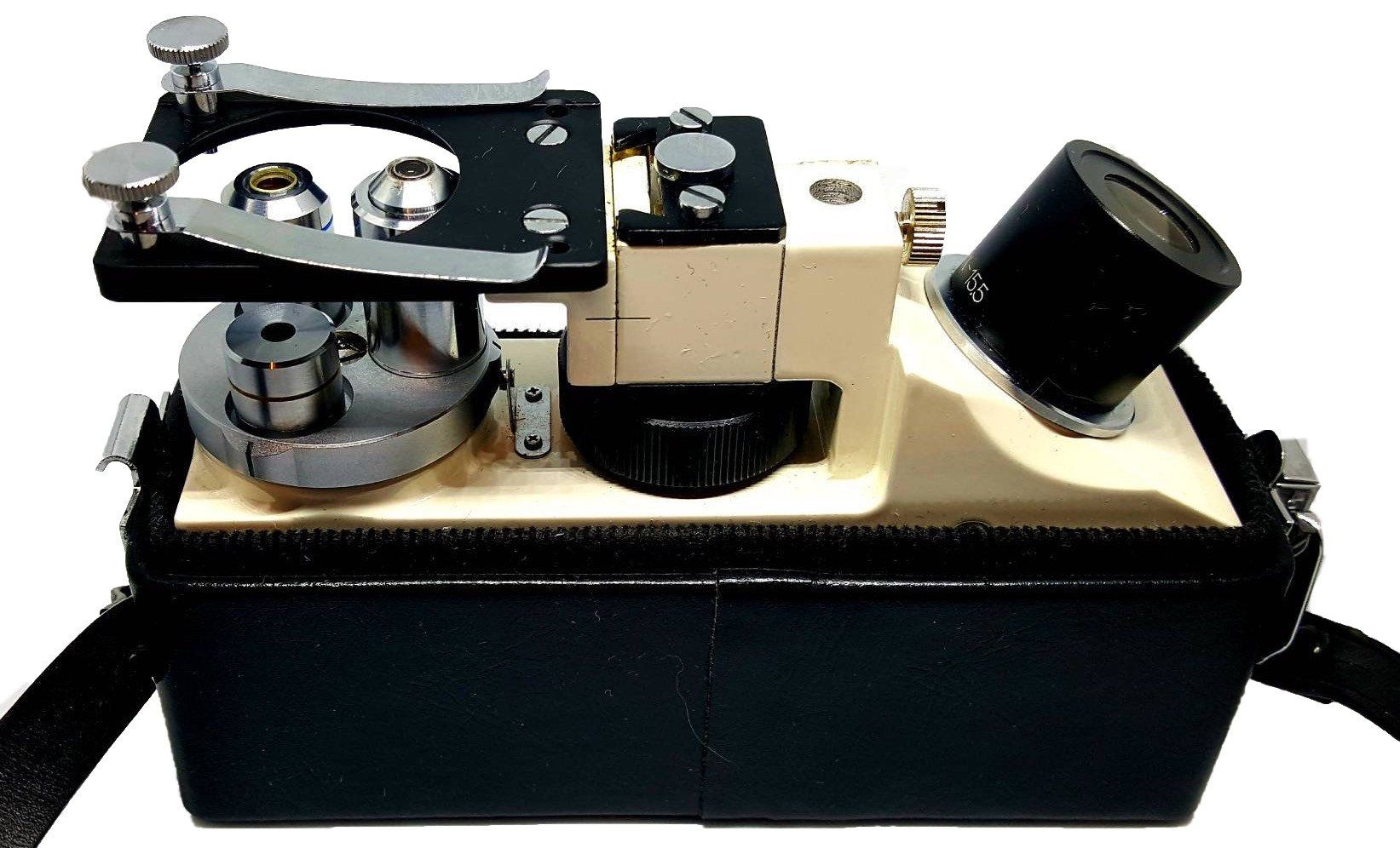 Check out this compact, portable Microscope The FM31LWD