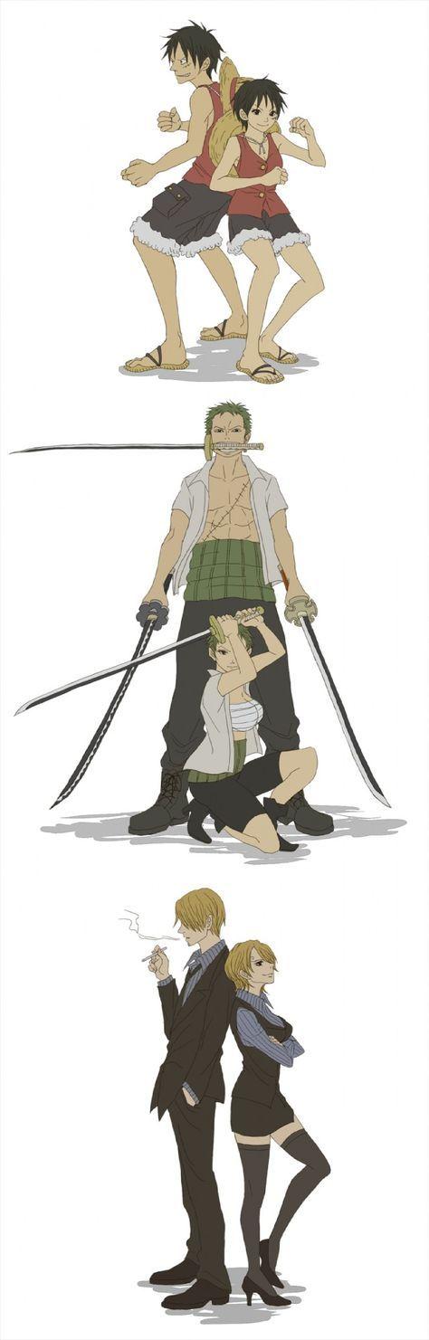 One Piece fan art!