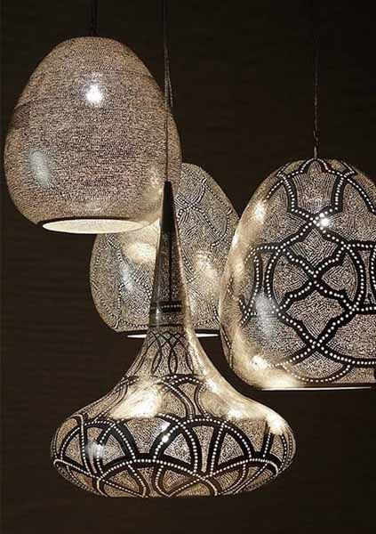 Home Lighting Fixtures in Egyptian Style Traditional Egyptian