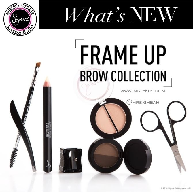 Sigma Beauty Now Available On Mrs Kim The Sigma Beauty Brow Expert Kit Contains A Collection Of Seven Fundamental Tools Needed To Ar Beauty Eyeshadow Makeup
