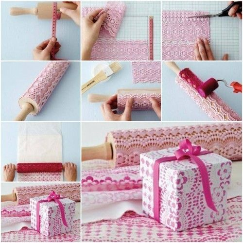 Como decorar caja de regalo manualidades pinterest - Decorar cajas de regalo ...