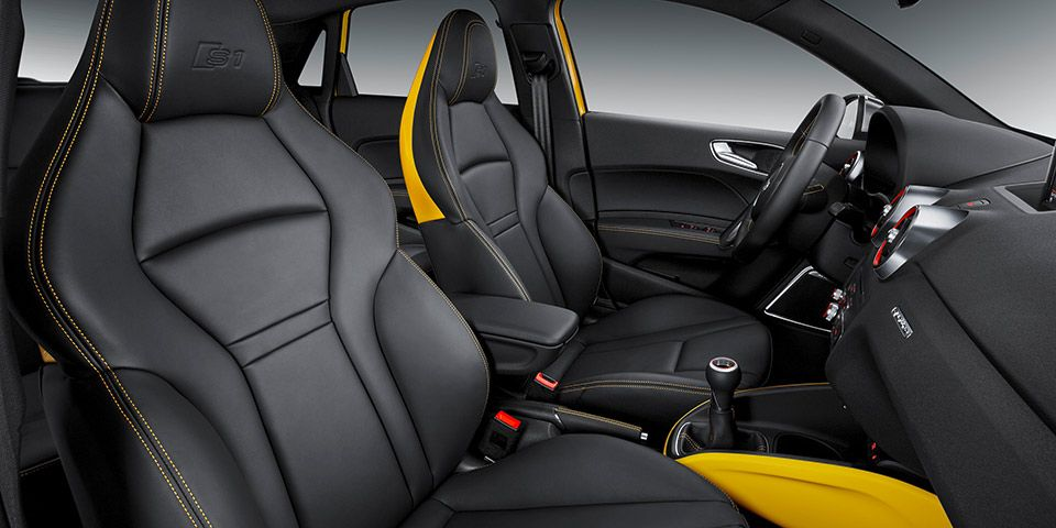 In Detail The Audi S1 And S1 Sportback Audi Audi Cars Car Seats