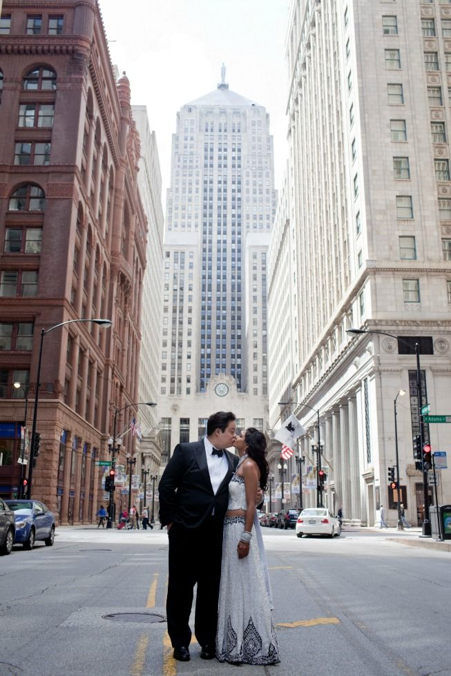 Where To Take Wedding Day Photos In Chicago Sweetchic Events