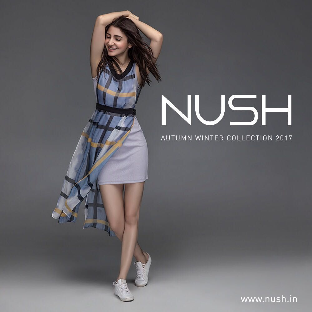 Anushka For Nush Autumn Winter Collection Sharma In Terms Of A Multiple Control You39ll Need One As Shown The