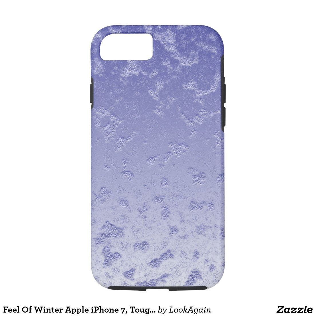 Feel Of Winter Apple iPhone 7, Tough Phone Case