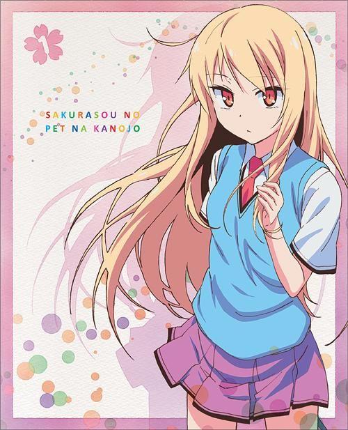 Sakurasou No Pet Na Kanojo : sakurasou, kanojo, Sakurasou, Kanojo