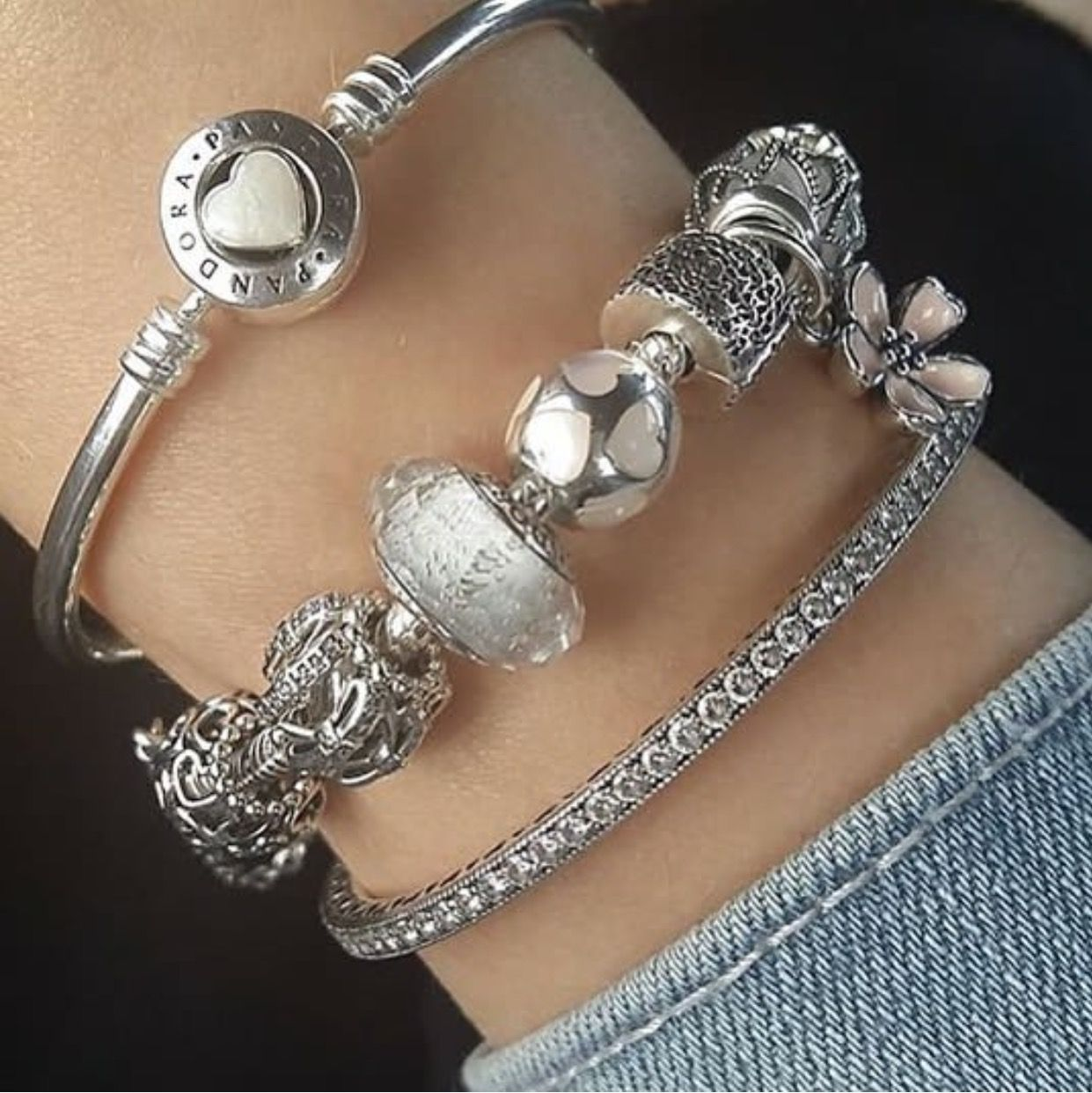 Pin by Andra Roxana on Pandora | Pinterest | Bracelets, Jewerly and Diva