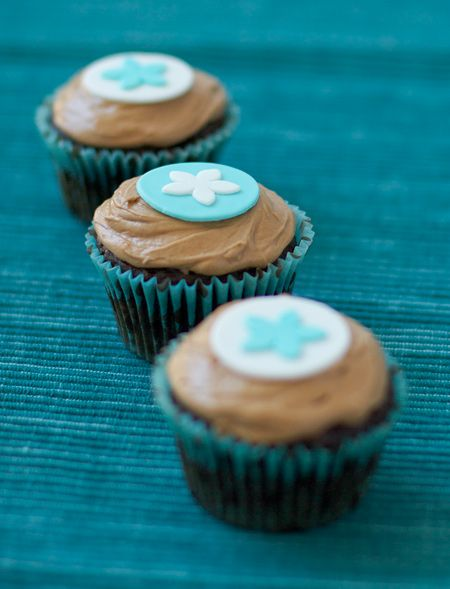 Chocolate Malt Cupcakes   Love and Olive Oil