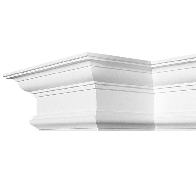 better ceiling decoration with molding georgian | Pin by Toney on molding in 2019 | Cornice design, Cornice ...