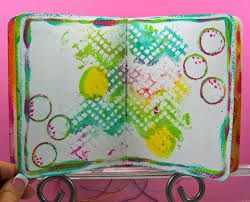Image result for fashion art journal pages