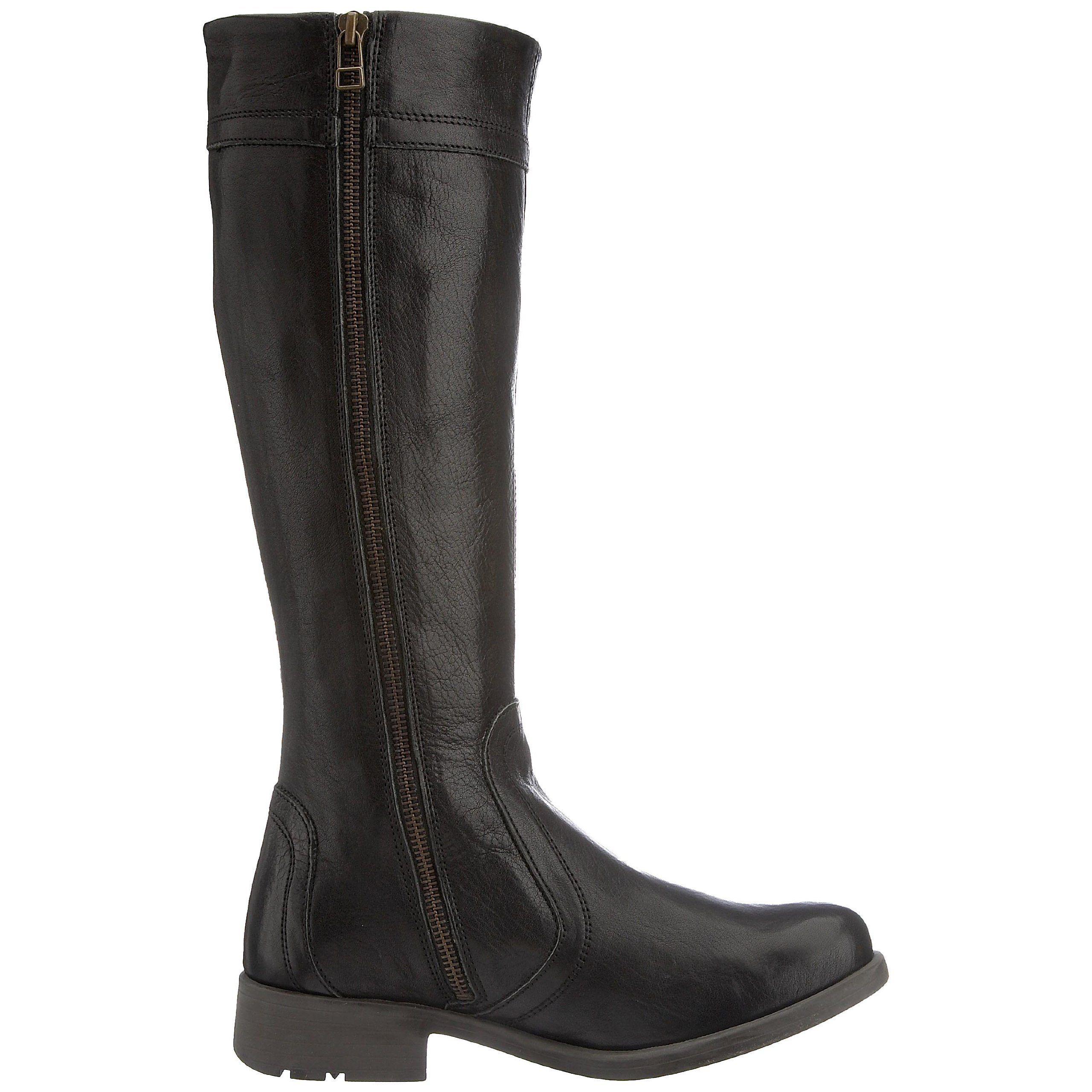 Camper Women's Knee-High Boots, Mexico Negro/Marti Raiz, Shoes, Leather, Black