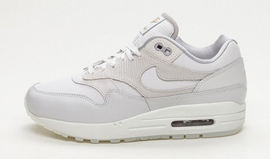 reputable site 23431 f6474 Look Out For The Nike WMNS Air Max 1 Premium Vast Grey