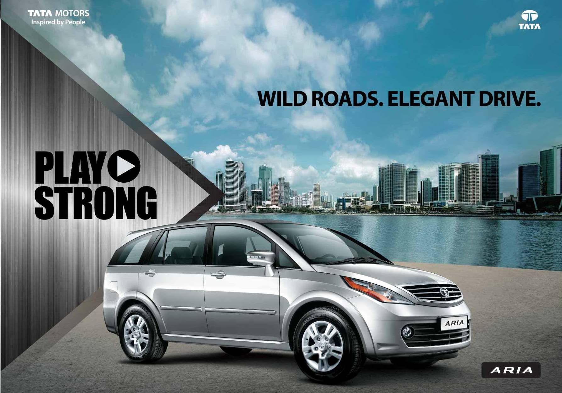 TATA Aria Play Strong. Indonesia