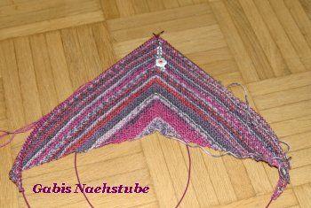 Photo of Wie stricke ich einen dreieckigen Schal? – –