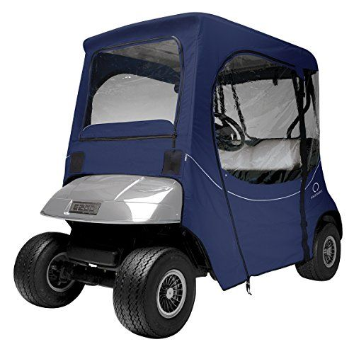Clic Accessories Fairway Golf Cart FadeSafe Enclosure for EZGo ... on ez go logo drawing, ez go seat covers, ez go rear seats, ez golf cart colors, ez go txt, ez go winter cover, ez go marathon, ez go custom carts, ez go models by year, ez go cart accessories, ez go lift kit, ez go seat back design, go cart replacement seats, used ez go back seats, ez go rxv 2010, ez golf cart seat covers,