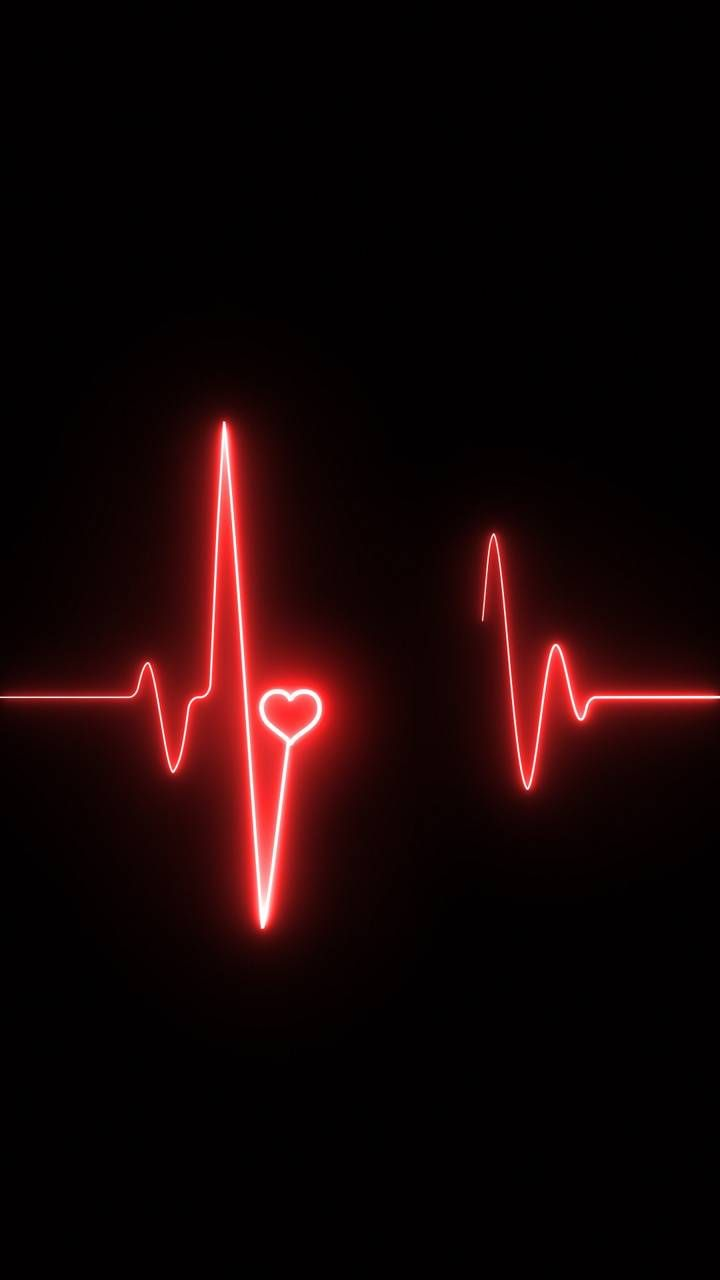 Heart beat for you wallpaper by Collierinink805 - f57f - Free on ZEDGE™