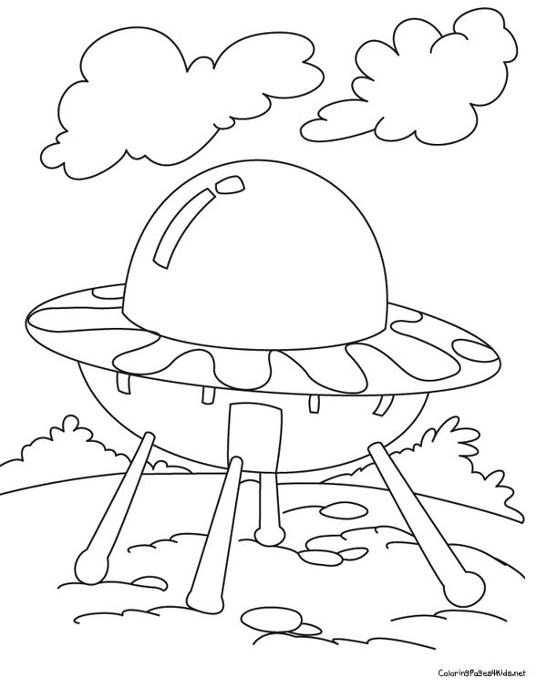 Free coloring pages of space for plants | Free coloring ...