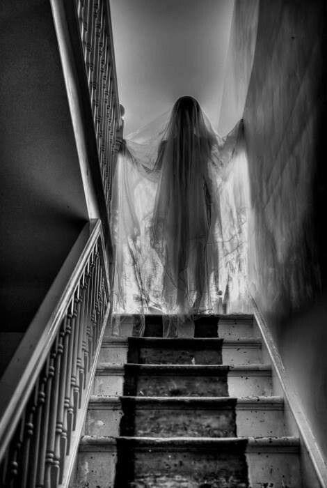 Dark art Ghost Halloween Pinterest Dark art, Dark and