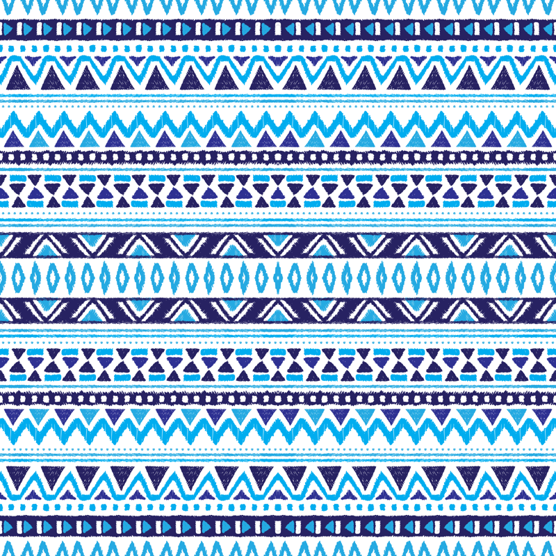 blue aztec pattern wallpaper wwwpixsharkcom images