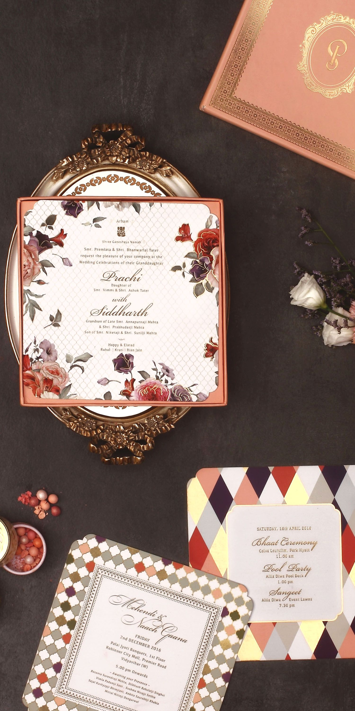 Image by Artsy Design Co on French Inspired Wedding