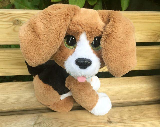 Furreal Chatty Charlie Barkin Beagle Toy Review Interactive Dog