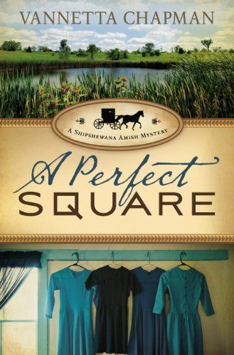 A Perfect Square (A Shipshewana Amish Mystery) by Vannetta Chapman http://www.amazon.com/dp/0310330440/ref=cm_sw_r_pi_dp_IQsWvb0ZQ6BF7