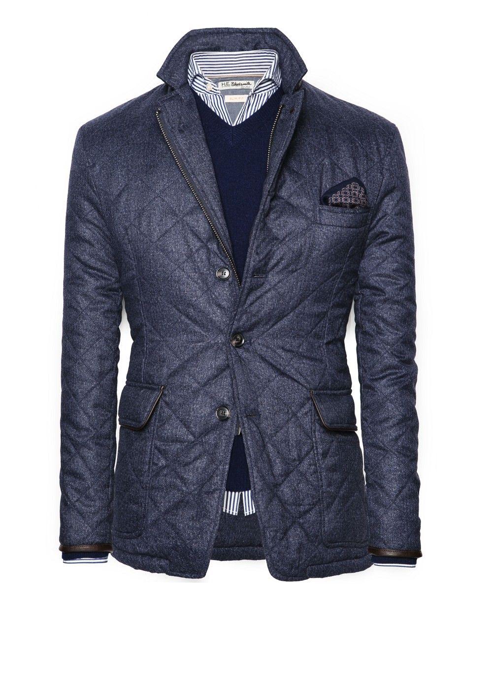 b1d50dc83a17e Herringbone husky jacket | MANGO MAN Sharp Dressed Man, Well Dressed Men,  Fashion Moda