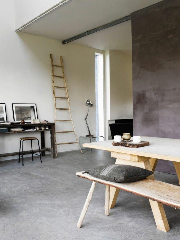 Betonboden im Wohnbereich als eine tolle Alternative zur ...