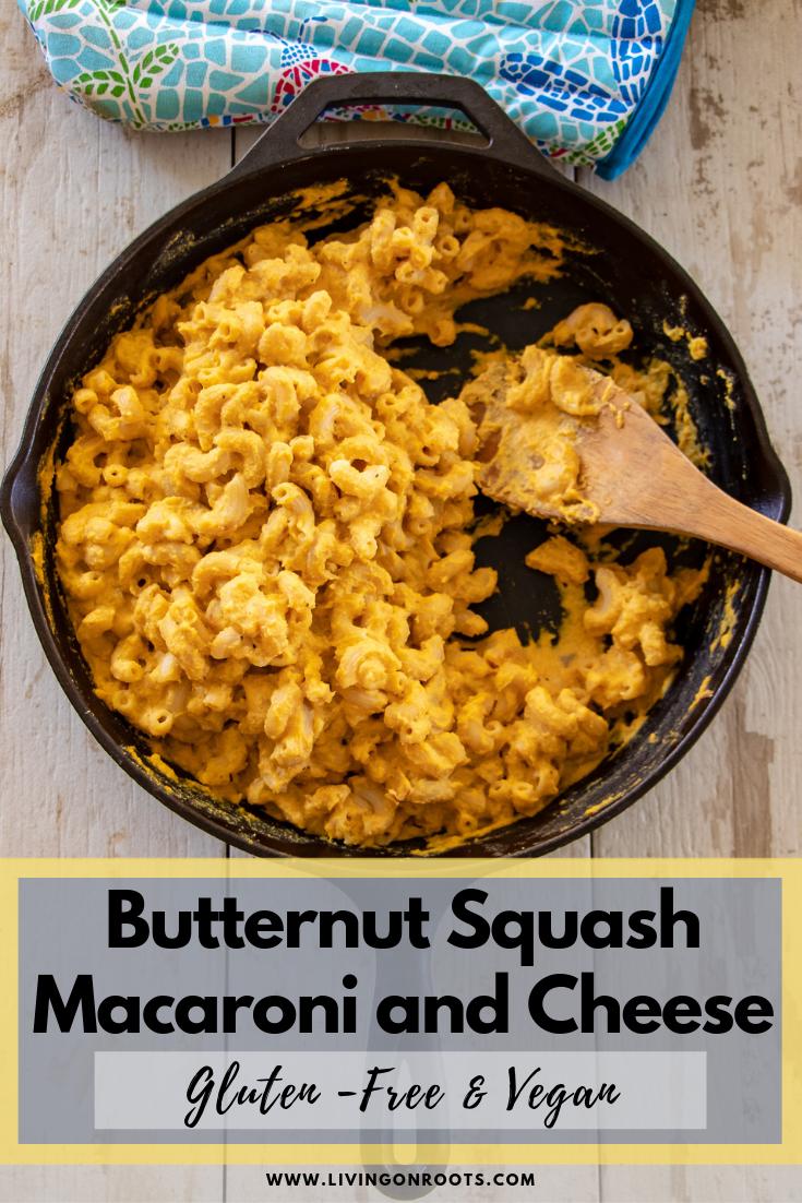 Butternut Squash Mac N Cheese Butternut Squash Mac And Cheese Homemade Pizza Vegan Mac And Cheese