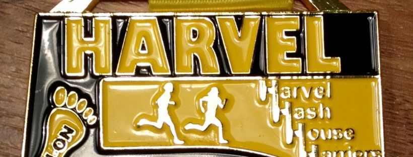 The Harvel Five – My first ever running race. Did I do great? Nope. But I completed it!