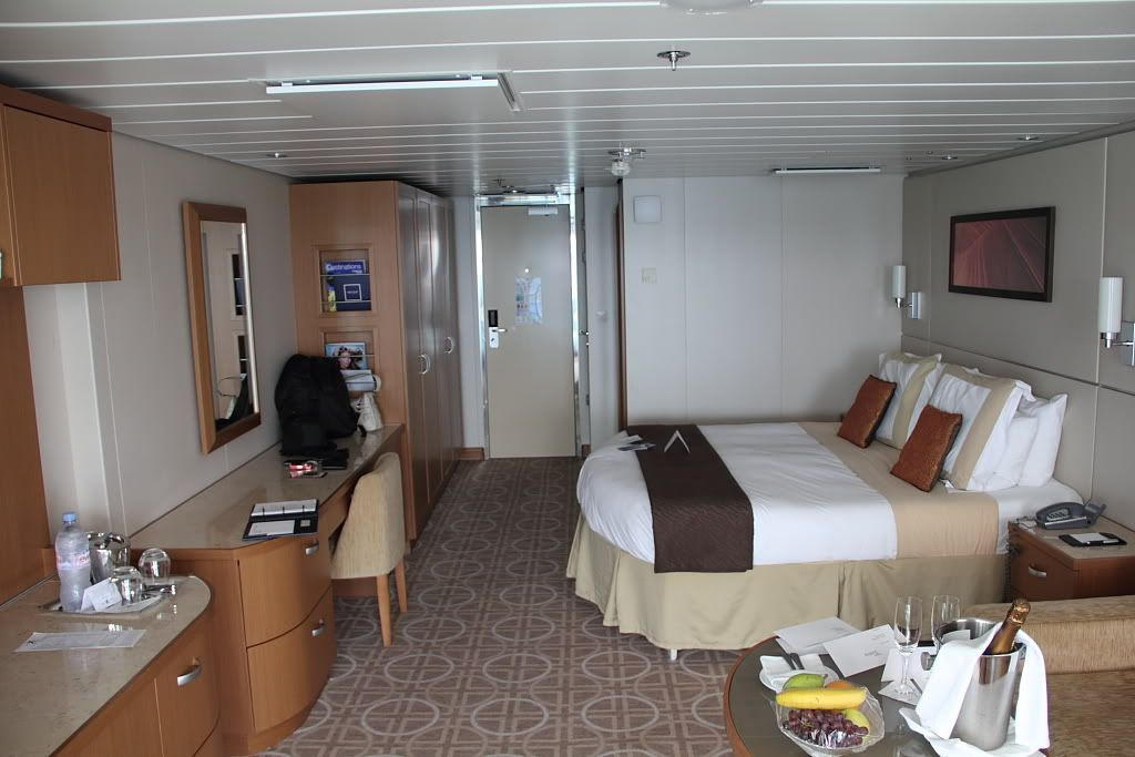 Celebrity Solstice Wheelchair Accessible Stateroom